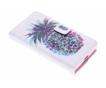 Design TPU booktype hoes Microsoft Lumia 532