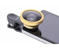 Selfie Cam Lens wide angle - Goud
