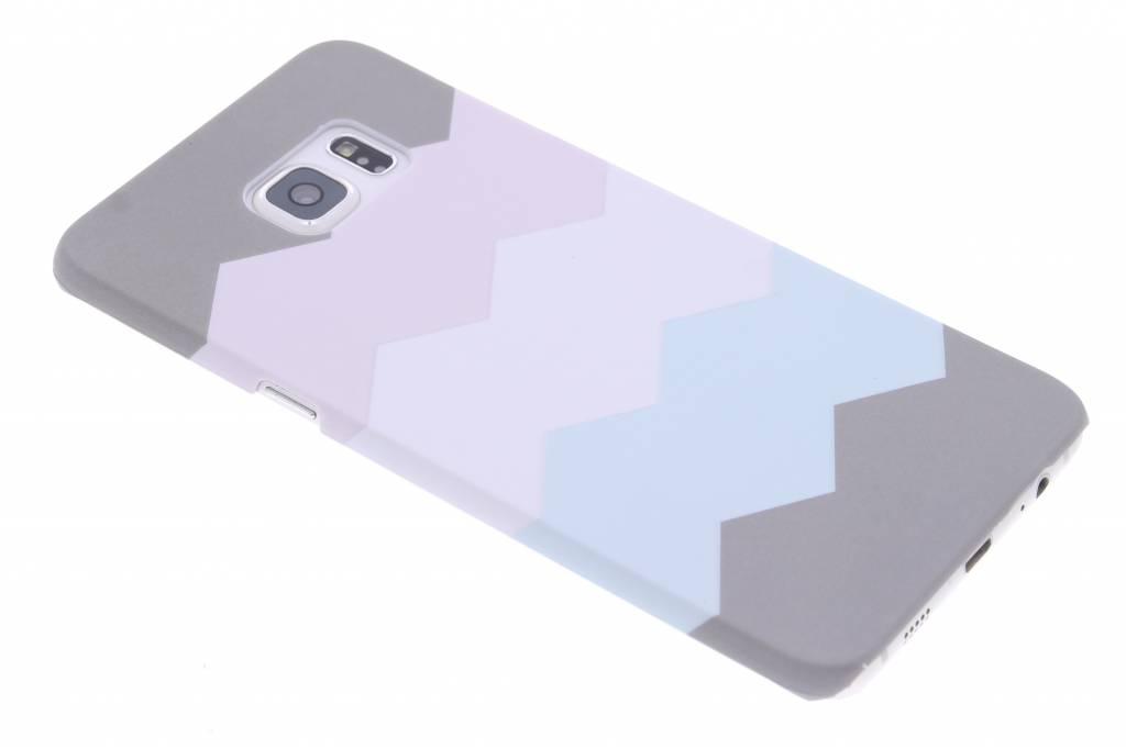 Grafische print hardcase hoesje voor de Samsung Galaxy S6 Edge Plus