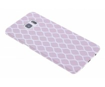 Grafische print hardcase Samsung Galaxy S6 Edge Plus