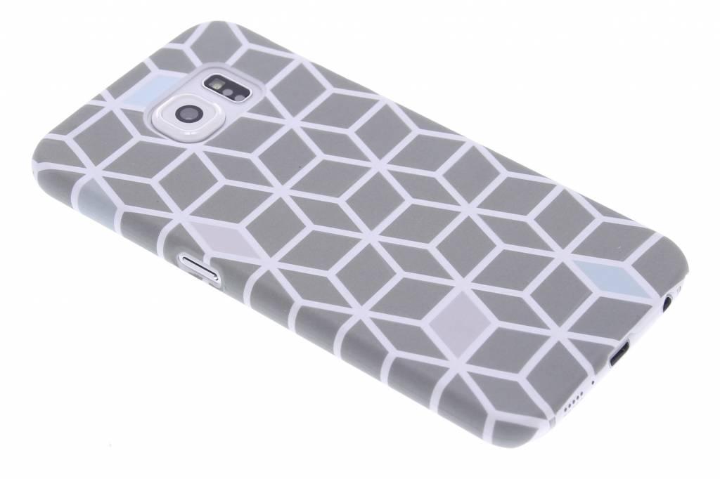 Grafische print hardcase hoesje voor de Samsung Galaxy S6