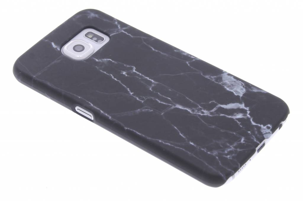Glow in the dark marmer look hardcase hoesje voor de Samsung Galaxy S6