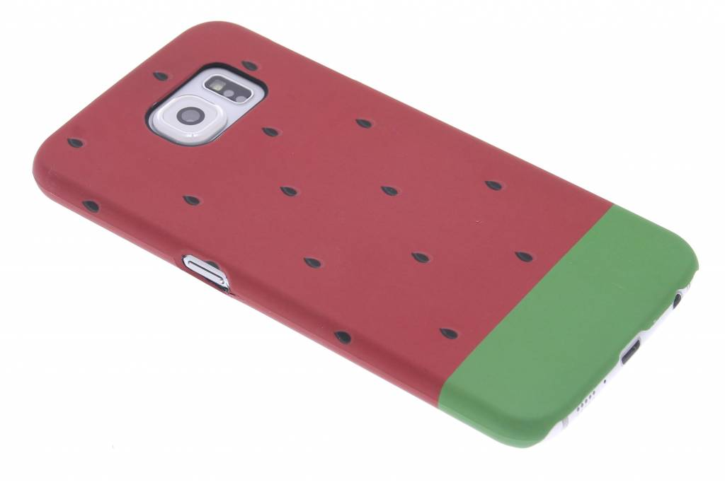 Watermeloen design hardcase hoesje voor de Samsung Galaxy S6