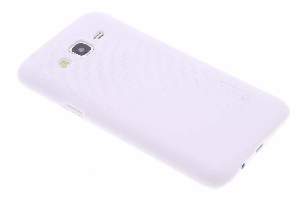 Nillkin Frosted Shield hardcase hoesje voor de Samsung Galaxy J5 - Wit