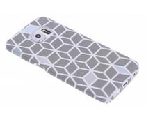 Grafische print hardcase Samsung Galaxy S6 Edge