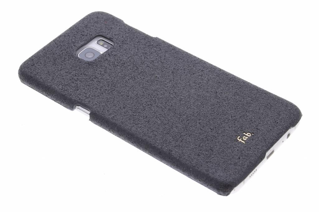 Fab. Rockstar hardcase hoesje voor de Samsung Galaxy S6 Edge Plus - Black