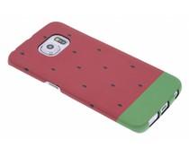 Watermeloen design hardcase Samsung Galaxy S6 Edge