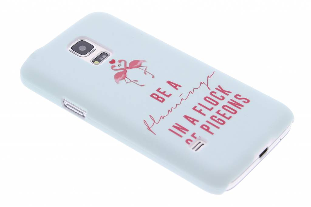 Special quote hardcase hoesje voor de Samsung Galaxy S5 Mini