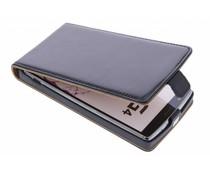 Selencia Luxe lederen Flipcase LG G4