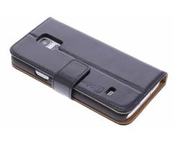 Selencia Luxe lederen Booktype Galaxy S5 Mini