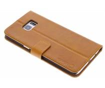 Selencia Luxe lederen Booktype Galaxy S6 Edge Plus
