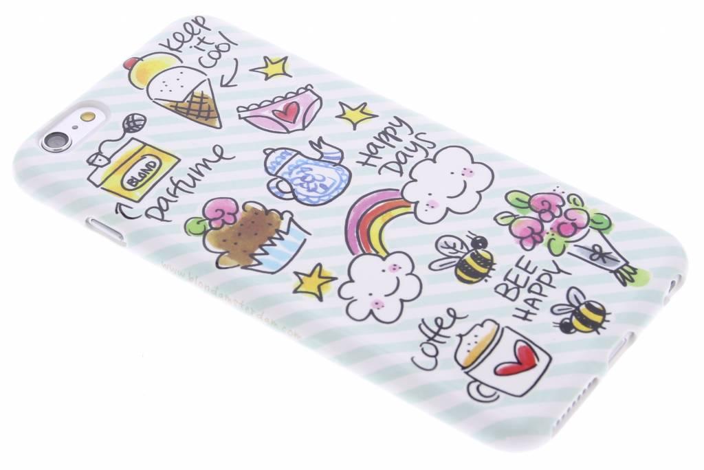 Happy days softcase voor de iPhone 6(s) Plus