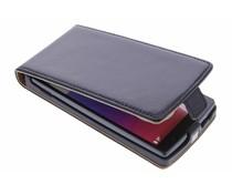 Selencia Luxe lederen Flipcase LG Magna / G4c