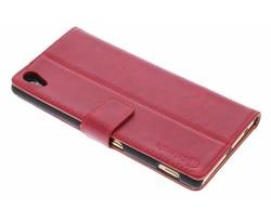 Selencia Luxe lederen Booktype Sony Xperia Z3 Plus