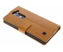 Selencia Luxe lederen Booktype LG Magna / G4c