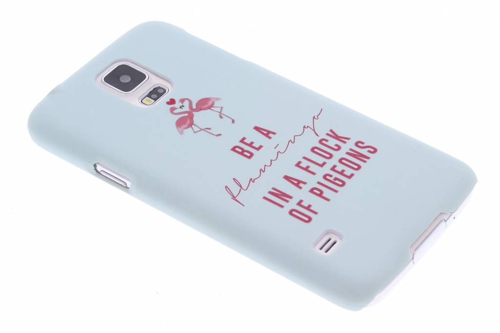 Special quote hardcase hoesje voor de Samsung Galaxy S5 (Plus) / Neo