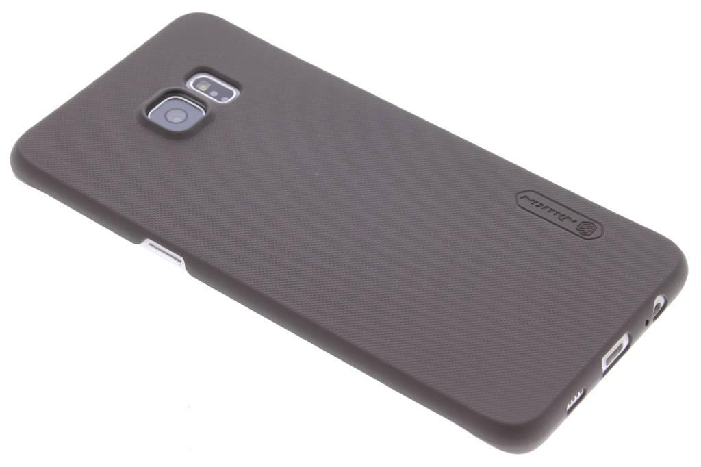 Nillkin Frosted Shield hardcase voor de Samsung Galaxy S6 Edge Plus - Bruin