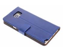 Selencia Luxe lederen Booktype Galaxy Note 5