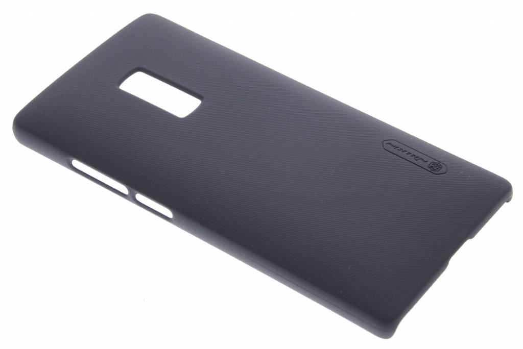 Nillkin Frosted Shield hardcase hoesje voor de OnePlus 2 - Zwart
