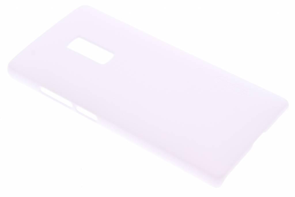 Nillkin Frosted Shield hardcase hoesje voor de OnePlus 2 - Wit