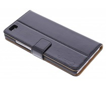 Selencia Luxe lederen Booktype Huawei P8 Lite