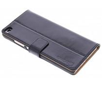 Selencia Luxe lederen Booktype Huawei P8