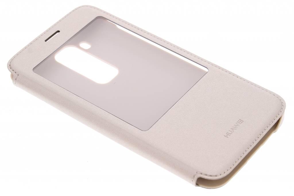 Huawei View Cover voor de Huawei G8 - Champagne