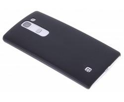 Zwart effen hardcase hoesje LG Magna / G4c