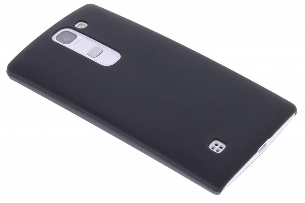 Zwart effen hardcase hoesje voor de LG Magna / G4c