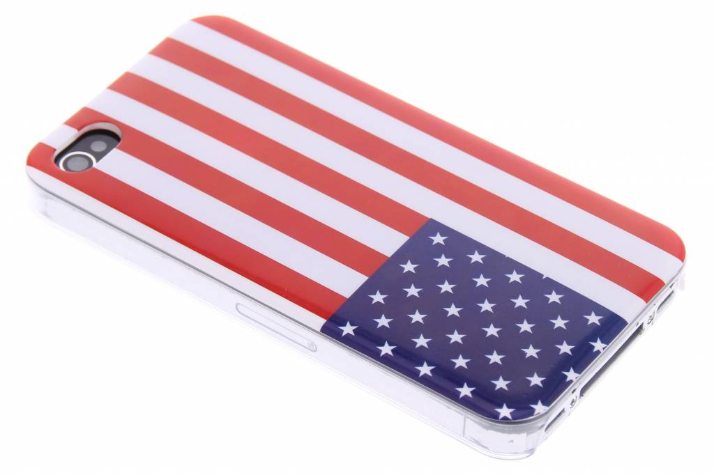 Hardcase Amerikaanse backcover hoesje voor iPhone 4 / 4s