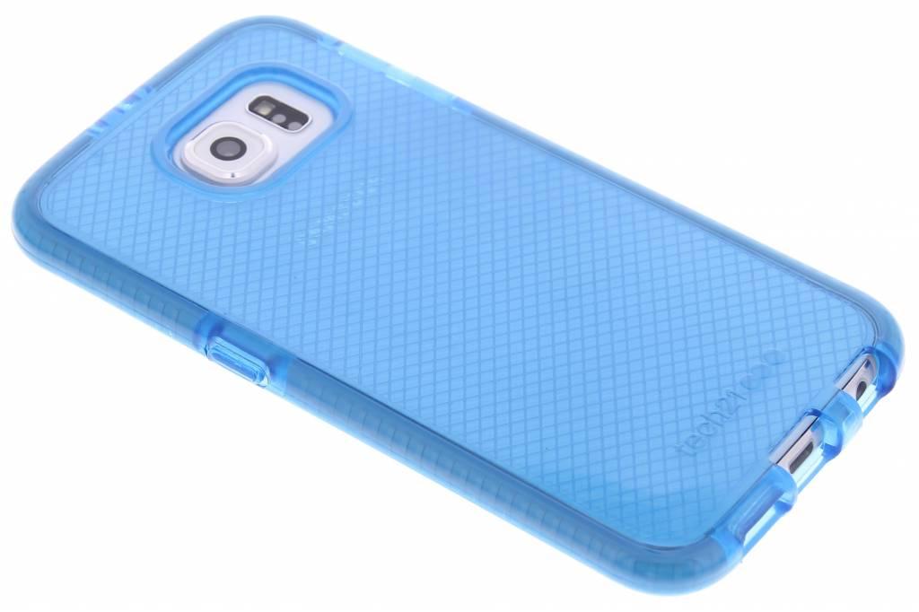 Blauwe defender TPU case voor de Samsung Galaxy S6