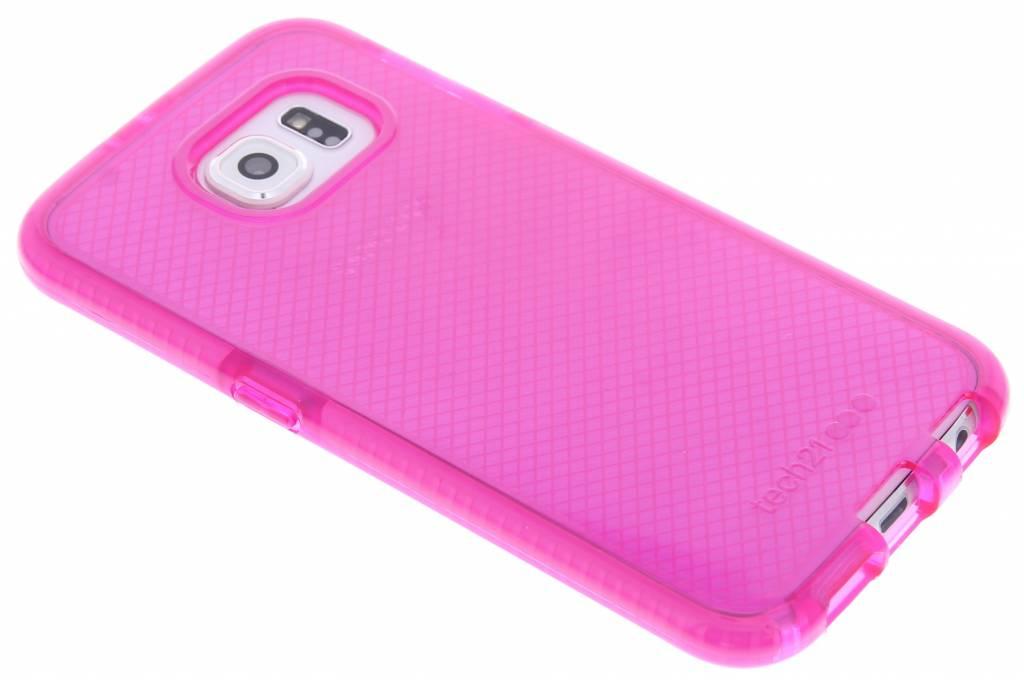 Fuchsia defender TPU case voor de Samsung Galaxy S6