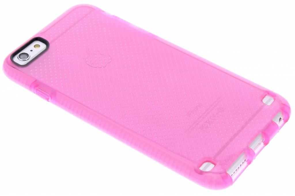 Fuchsia defender TPU case voor de iPhone 6(s) Plus
