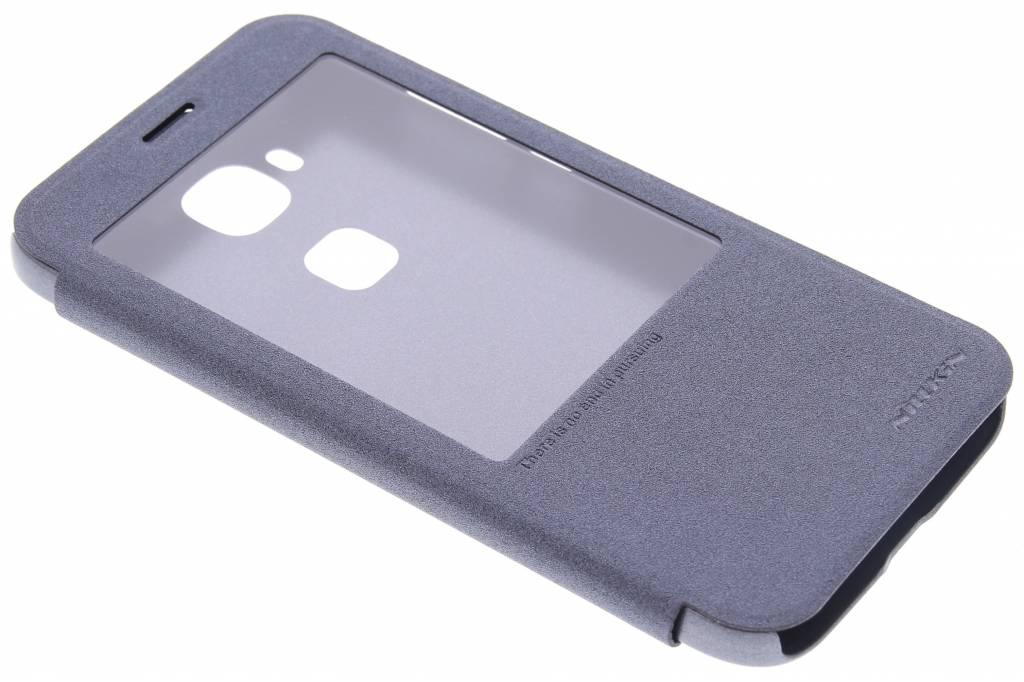 Nillkin Sparkle Window View Case voor de Huawei G8 - Zwart