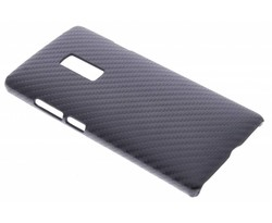 Carbon look hardcase hoesje OnePlus 2