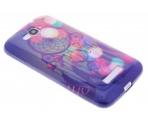 Design TPU siliconen hoesje Alcatel One Touch Pop C7