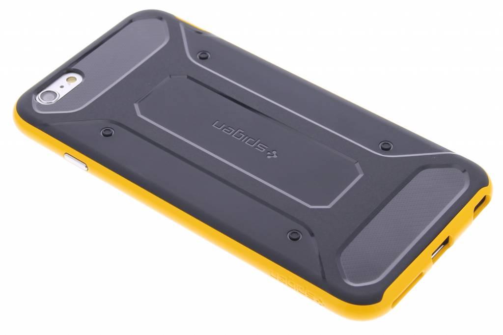 Spigen Neo Hybrid Carbon Case voor de iPhone 6(s) Plus - Yellow