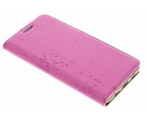Luxe slangen TPU booktype Samsung Galaxy S6 Edge Plus