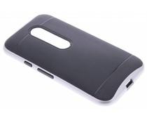 Zilver TPU Protect case Motorola Moto G 3rd Gen 2015