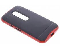 Rood TPU Protect case Motorola Moto G 3rd Gen 2015