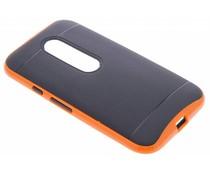Oranje TPU Protect case Motorola Moto G 3rd Gen 2015