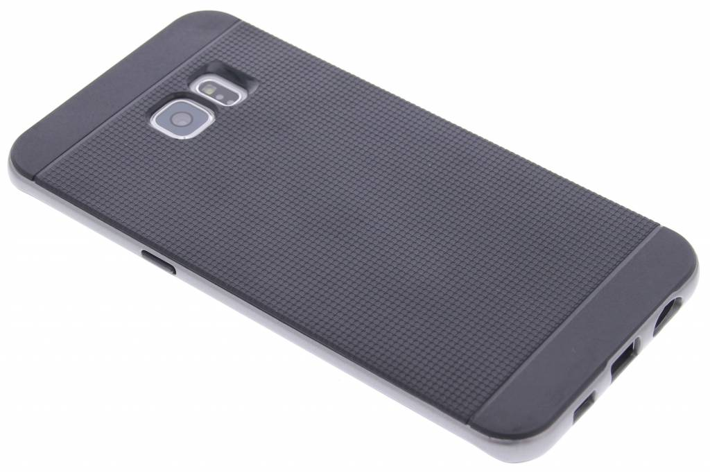 Grijze TPU Protect case voor de Samsung Galaxy S6 Edge Plus
