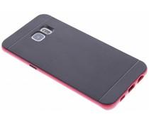 Fuchsia TPU Protect case Samsung Galaxy S6 Edge Plus