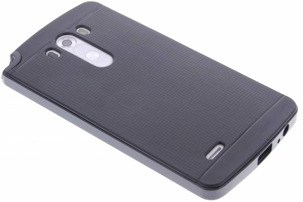 Grijze TPU Protect case voor de LG G3