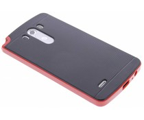 Rood TPU Protect case LG G3