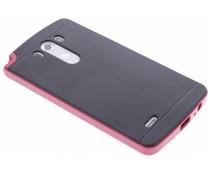 Fuchsia TPU Protect case LG G3
