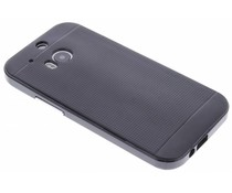 Zwart TPU Protect case HTC One M8 / M8s