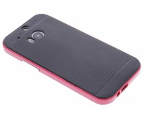 Fuchsia TPU Protect case HTC One M8 / M8s