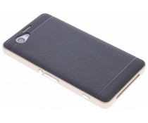 Goud TPU Protect case Sony Xperia Z1 Compact