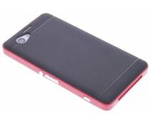 Fuchsia TPU Protect case Sony Xperia Z1 Compact